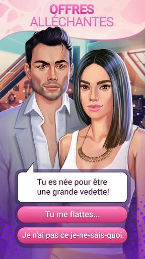 Code Triche Love Story: Histoire d'amour en français APK MOD (Astuce) screenshots 4