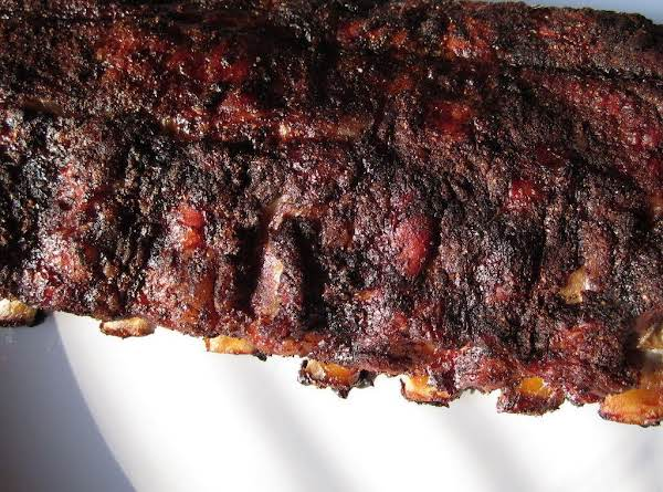 Rachelle's Dry Rub Ribs Recipe