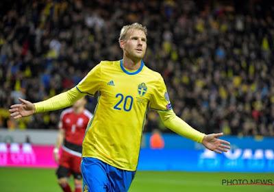 """Toivonen heeft geen spijt van gemene actie: """"Welkom in Zweden, zoiets kan gebeuren"""""""