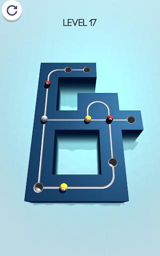 Marble Balls Maze Puzzle  screenshots 17