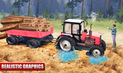 Heavy Duty Tractor Farming Tools 2019 Mod Apk Download For Android and Iphone 3