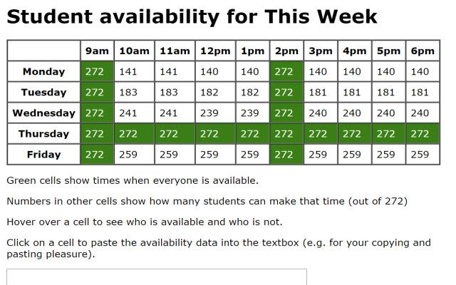 KU Timetable Wrangler