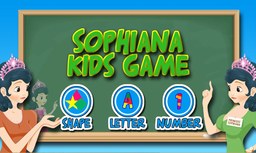 Sophiana Kids Game