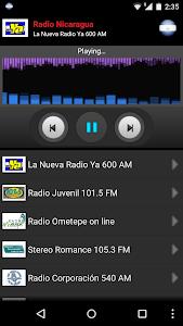 RADIO NICARAGUA screenshot 0