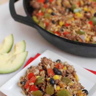 Mexican Skillet Casserole.