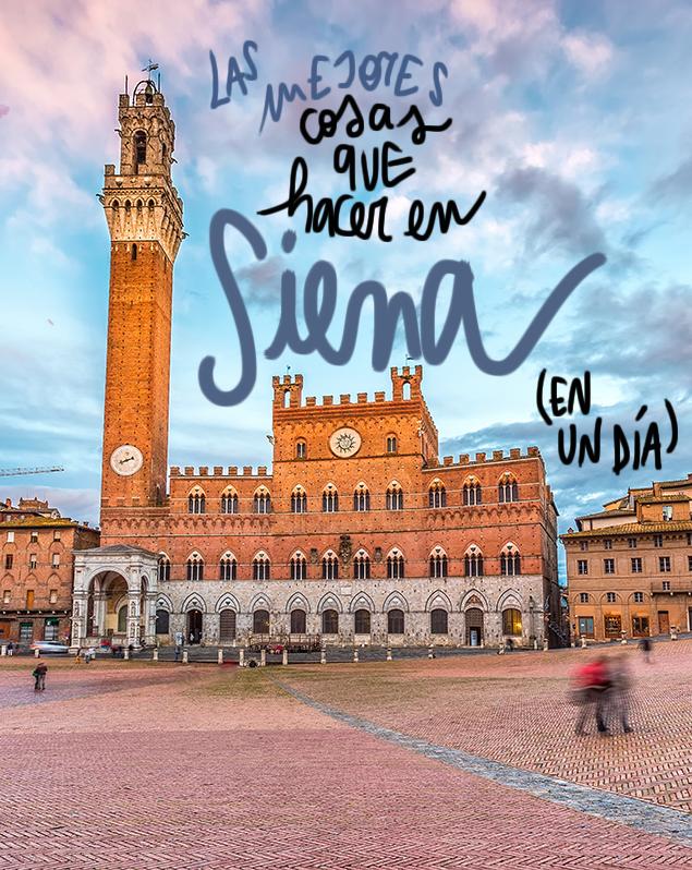 que hacer en Siena