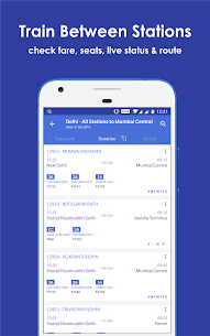 Mobile IRCTC Ticket Booking Live Train Status NTES App Latest Version Download For Android 2