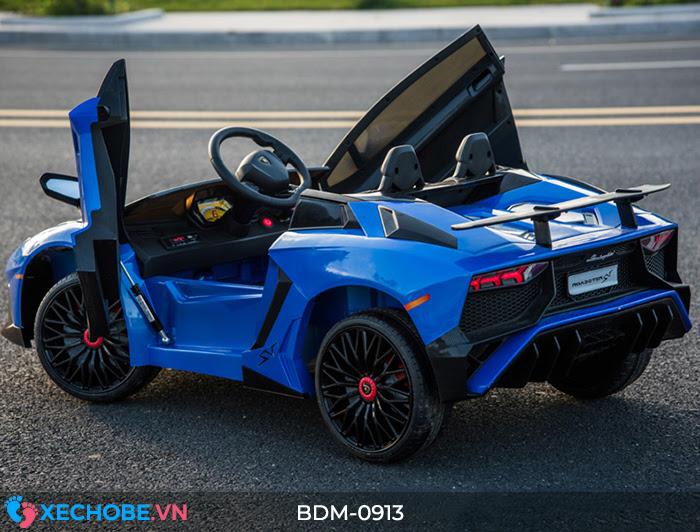 Xe ô tô điện trẻ em BDM-0913 11