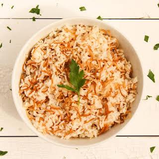 Lebanese Vermicelli Rice.