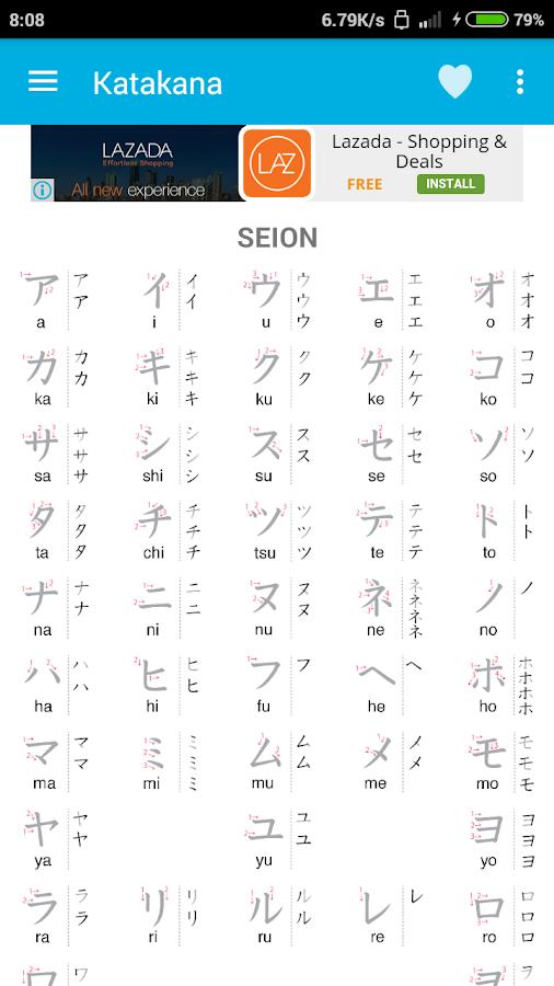 [FREE] Paket Aplikasi belajar bahasa jepang