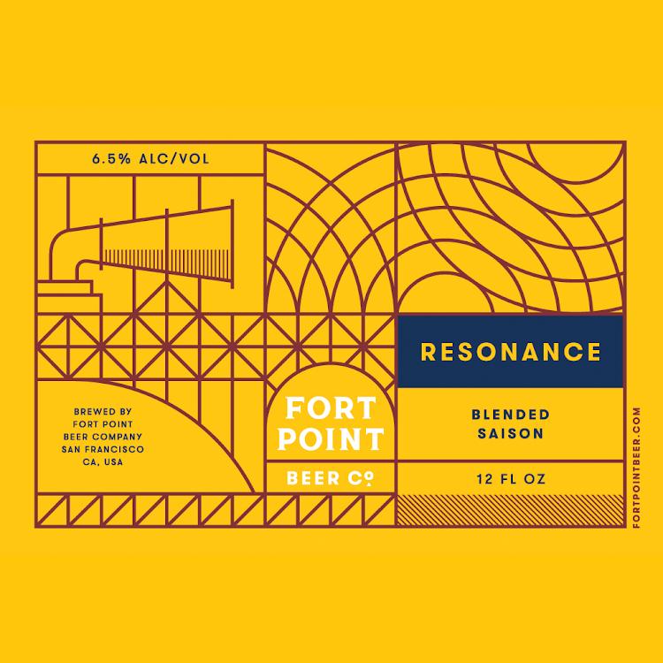 Logo of Fort Point Resonance