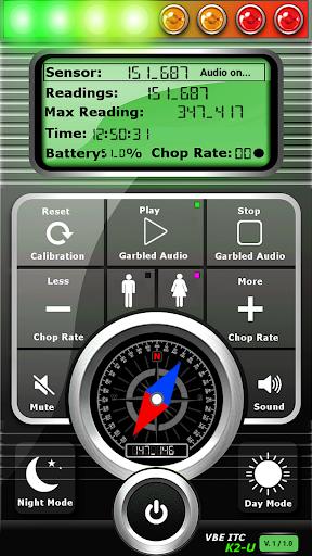 एंड्रॉइड / पीसी के लिए VBE ITC K2 Ultimate Ghost Box ऐप्स screenshot