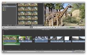 Image result for iMovie timeline