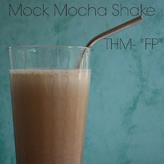 Mock Mocha Shake