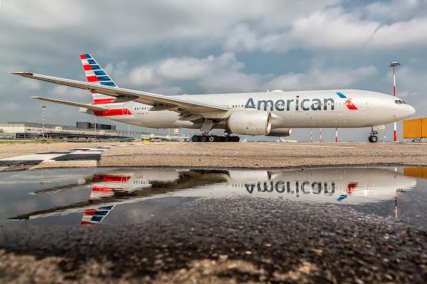 American pronto al decollo di Marcello545