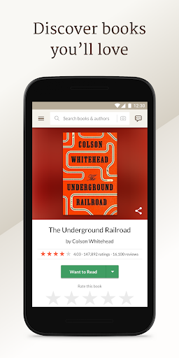Goodreads 2.7.0 Build 17 screenshots 1