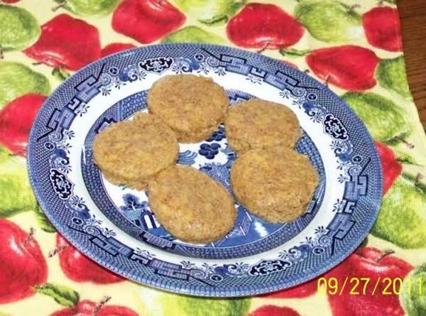 Peach Bran Muffins Recipe