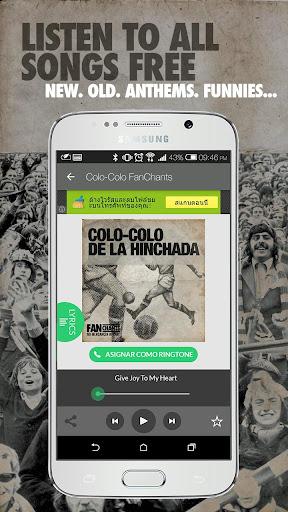 Colo-Colo Fans FanChants Free