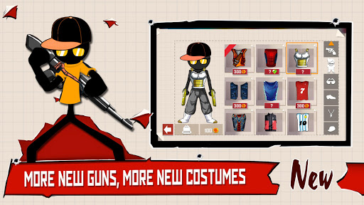 Sniper Shooter Stickman 2 Fury: Gun Shooting Games  {cheat|hack|gameplay|apk mod|resources generator} 3