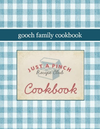 gooch family cookbook