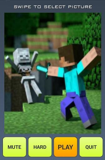 Spin Tiles - Minecraft