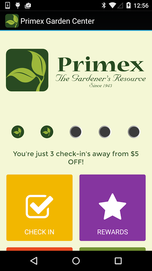 Primex Garden Center- screenshot
