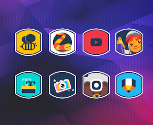Soneo - Icon Pack APK screenshot thumbnail 1