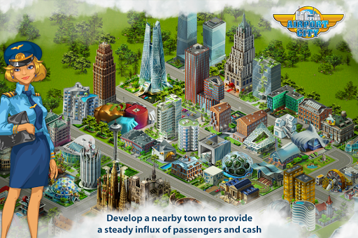 Airport City screenshot 1