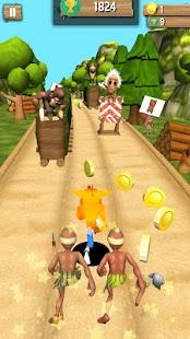 Subway Crash Run Bandicoot Dash - náhled