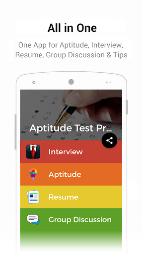 Aptitude Test Preparation 4.0.9 screenshots 1