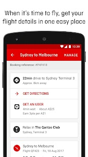 Qantas Airways - náhled