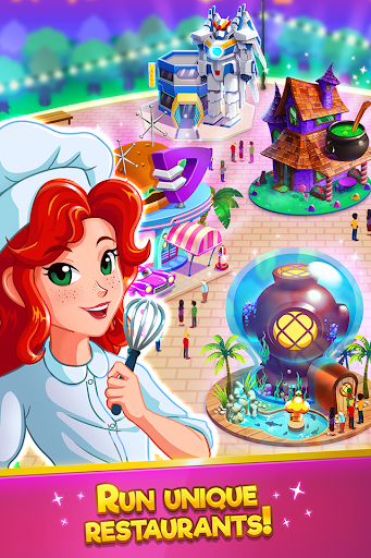 Chef Rescue - Cooking & Restaurant Management Game 2.8 screenshots 4