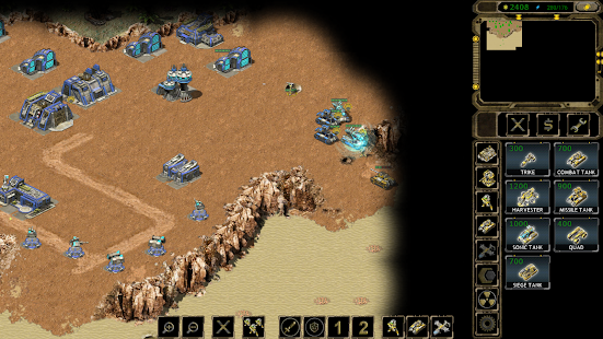 星际三国 即时战略游戏 Screenshot