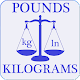 Download POUNDS and KILOGRAM ( ln - kg ) For PC Windows and Mac