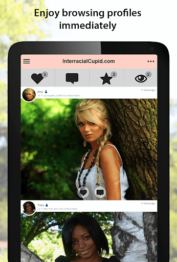 InterracialCupid - Interracial Dating App 2.1.6.1561 screenshots 6