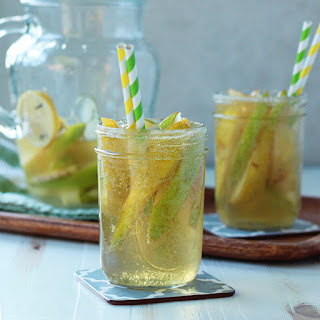 Ginger Pear White Sangria
