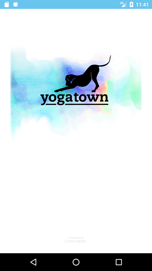 Yogatown- screenshot