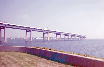 Photo: Bridge approach.