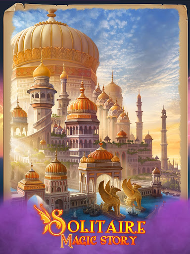 Solitaire Magic Story Offline Cards Adventure 133 screenshots 11