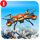 City Drone Attack-Rescue Mission & Flight Game Download on Windows