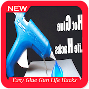 Easy Glue Gun Life Hacks
