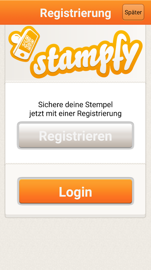 stampfy- screenshot