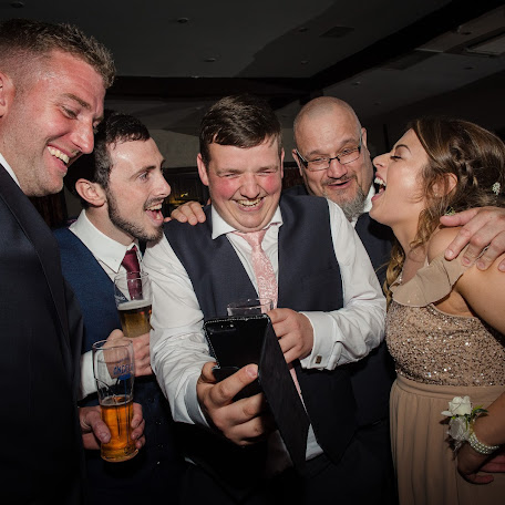 Wedding photographer Liz Baker (lizbakerphotos). Photo of 11.01.2018