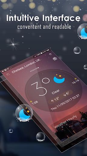 توقعات الطقس اليومية screenshot 3