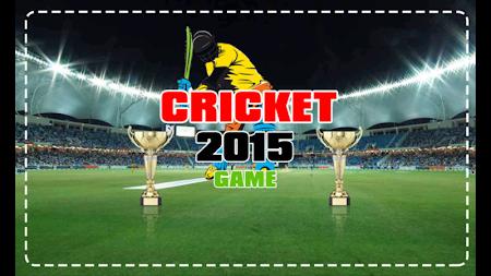 I P Lead Cricket 2015 Pro 1.0.1 screenshot 911885