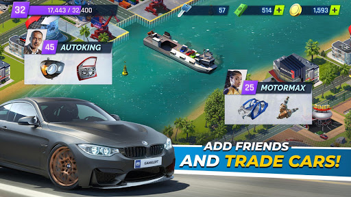 Overdrive City – Car Tycoon Game screenshot 4