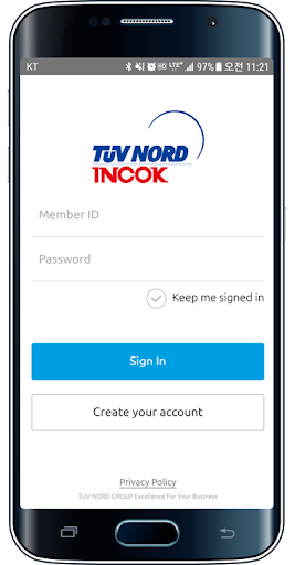 TÜV NORD INCOK App Report on Mobile Action - App Store