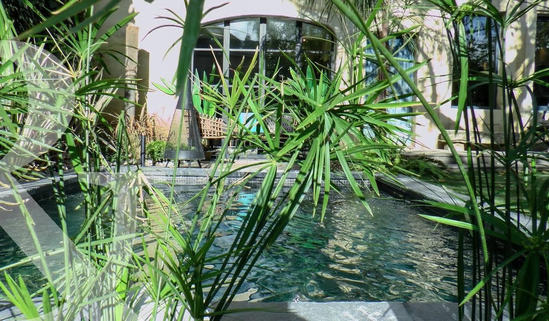 Propriété avec piscine Maillane