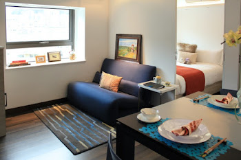 Happy Valley Serviced Apartments, Hong Kong