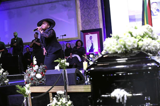 Friends, family bid gospel star Zimu final goodbyes - SowetanLIVE